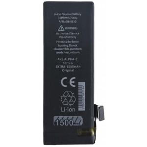 Аккумуляторы ALPHA-C EXTRA for iPhone5G/1500mAh Original