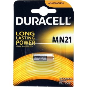 Батарейки DURACELL MN21 BLN