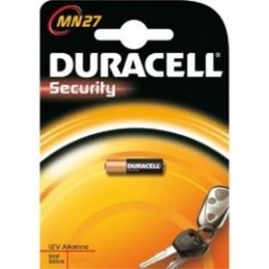 Батарейки DURACELL MN27 BLN