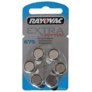 Батарейки Varta ZA675 Цена за упаковку