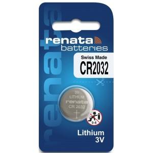 Батарейки Renata Lithium CR2032 Цена за 1 шт.