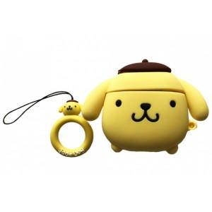 Чехол for AirPods BIG HERO JADE DOG Yellow
