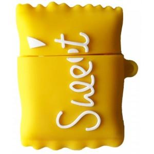 Чехол for AirPods BIG HERO SWEET Yellow