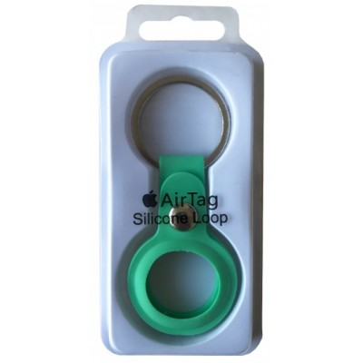 Брелок Silicone Key Ring for AirTag Mint