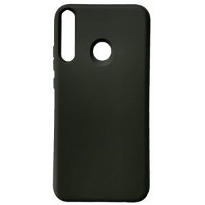 GRAND Full Silicone Cover for Huawei P40 Lite e / Y7p olive