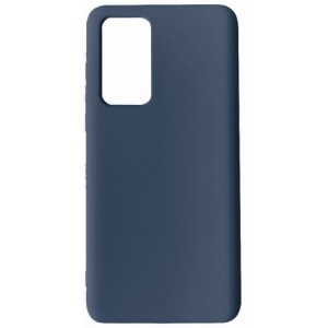 GRAND Full Silicone Cover for Huawei P40 Pro navy blue