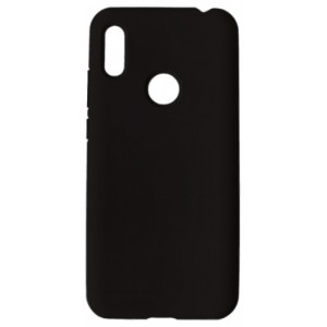 GRAND Full Silicone Cover for Huawei Y6s 2019 black