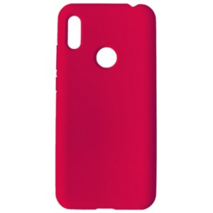 GRAND Full Silicone Cover for Huawei Y6s 2019 hot pink
