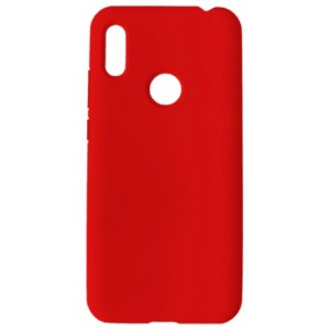 GRAND Full Silicone Cover for Huawei Y6s 2019 red