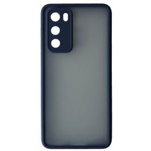 Накладка Gingle Matte Case Huawei P40 blue/green
