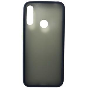 Накладка Gingle Matte Case Huawei Y6S 2019 blue/green
