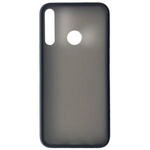Накладка Gingle Matte Case Huawei Y7p 2020 blue/green