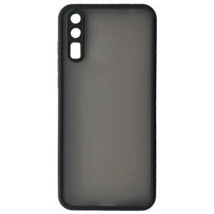 Накладка Gingle Matte Case Huawei Y8P 2020 black/red