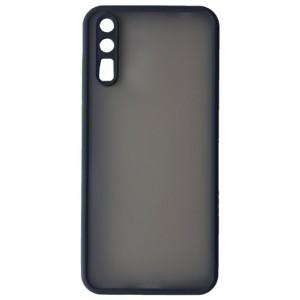 Накладка Gingle Matte Case Huawei Y8p 2020 blue/green