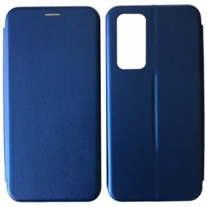 Чехол-книжка Level for Huawei P Smart 2021 Blue