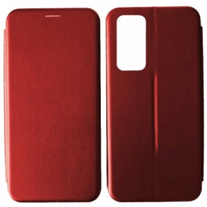 Чехол-книжка Level for Huawei P Smart 2021 Red