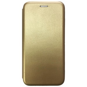 Чехол-книжка Level for Xiaomi Redmi Note 9S/9Pro Gold