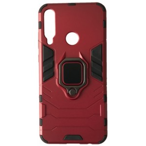 Накладка Protective for Huawei Y6P 2020 Red
