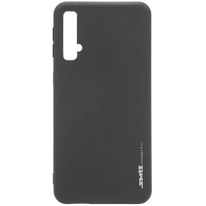 Силикон Smitt Huawei Nova 5T black