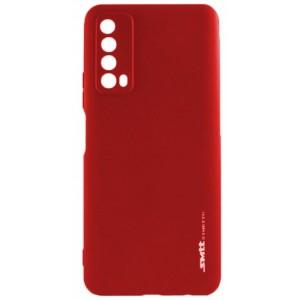 Силикон Smitt Huawei P Smart 2021 red