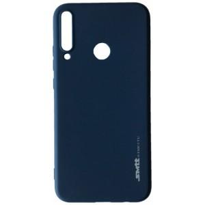Силикон Smitt Huawei P40 Lite e / Y7p blue