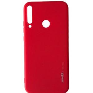 Силикон Smitt Huawei P40 Lite e / Y7p red