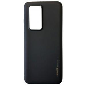 Силикон Smitt Huawei P40 Pro black