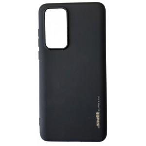 Силикон Smitt Huawei P40 black