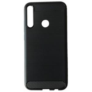 Силикон Ultimate Experience (TPU) Huawei P40 Lite e / Y7p black