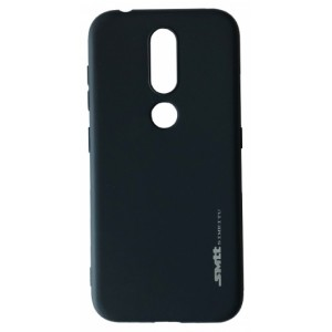 Силикон Smitt Nokia 4.2 black