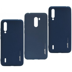 Силикон Smitt Nokia 1 Plus blue