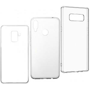 Силикон Smitt Nokia 1 Plus clear