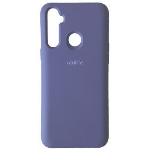 Silicone Case Full for Realme 6i Lilac