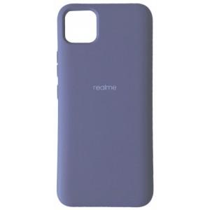 Silicone Case Full for Realme C11 Lilac