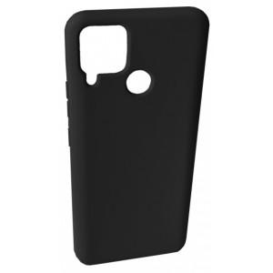 Silicone Case Full for Realme C15 Black