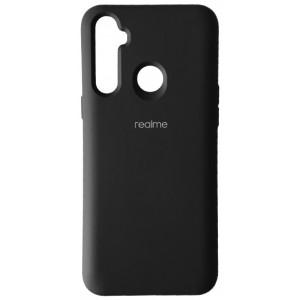 Silicone Case Full for Realme C3 Black