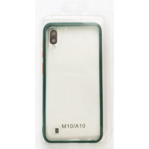 Накладка Gingle Clear Case Samsung A10 (A105) sea wave/orange