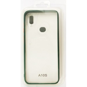 Накладка Gingle Clear Case Samsung A10s (A107) sea wave/orange