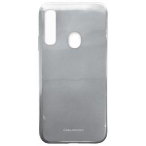 Силикон MOLAN CANO Glossy Jelly Case Samsung A20s (A207) grey