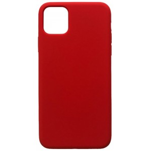 GRAND Full Silicone Case for iPhone 11 (14) red