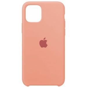 Silicone case for iPhone 11 Pro (12) pink