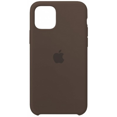 Silicone Case for iPhone 12 Pro Max (22) brown