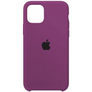 Silicone case for iPhone 11 Pro (45) purple