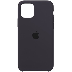 Silicone case for iPhone 11 Pro ( 8) midnight blue