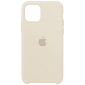 Silicone case for iPhone 11 Pro ( 9) white