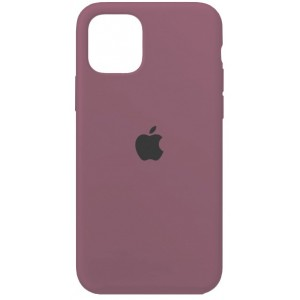 Silicone case for iPhone 11 Pro (62) lilac pride