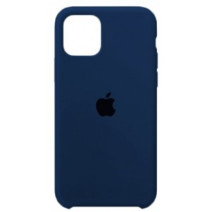 Silicone case for iPhone 11 Pro (63) deep navy