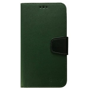 """Чехол-книжка универсальный iPaky 4,5"""" forest green"""