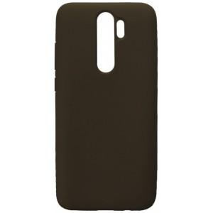 GRAND Full Silicone Cover for Xiaomi Redmi 8A olive