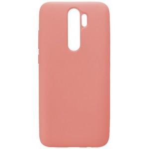 GRAND Full Silicone Cover for Xiaomi Redmi 8A pink